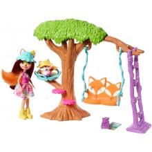 Enchantimals - Plac zabaw Felicty Fox i liska Flicka - FRH45