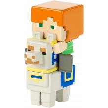 Minecraft - Alex na lamie - Figurka FVH08 FVH13