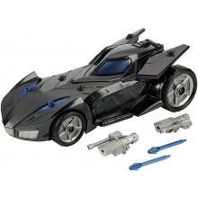 Mattel Batman - Batmobil - Pojazd z wyrzutniami pocisków FVM60