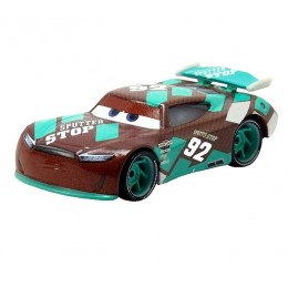Auta Cars Fireball Beach - Samochodzik Sheldon Shifter - FWG32
