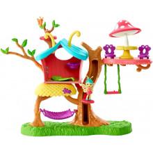 Enchantimals - Klub Motyli - Domek na drzewie GBX08