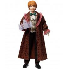Mattel Harry Potter - Lalka Ron Weasley - Bal Bożonarodzeniowy Yule Ball GFG15
