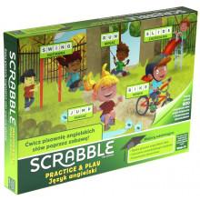 Mattel - Gra Scrabble – Practice & Play – GGB32