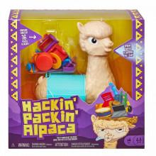 Mattel - Gra zręcznościowa - Paki Alpaki - Plująca alpaka GGB43