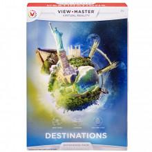 Mattel DNC17 DLL69 View Master - rozszerzenie - Ciekawe Miejsca