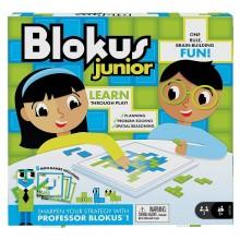 Mattel – Gra towarzyska - Blokus Junior GKF59