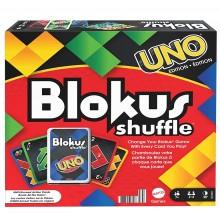 Mattel – Gra towarzyska – Blokus Shuffle UNO GXV91