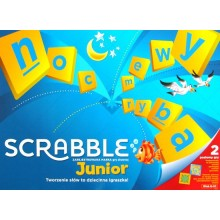 Gra Mattel Y9735 Scrabble Junior
