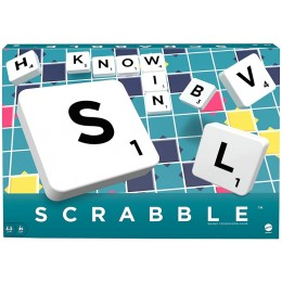 Gra Mattel Y9592 Scrabble Orginal - Wersja UK