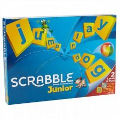 Gra Mattel Y9667 Scrabble Junior - wesja angielska