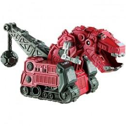 Mattel Dinotrux T-RUX czerwony CJW81