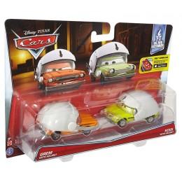 Cars Dwupak Grem i Acer  DHL21