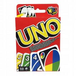 Mattel - Gra karciana UNO - W2085