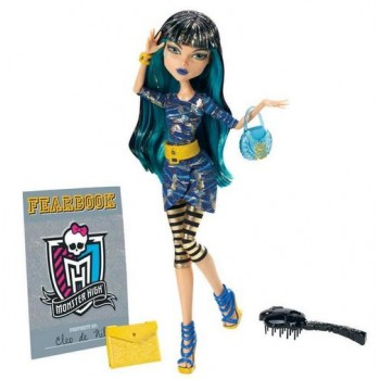 Monster High Upiorni Uczniowie - Cleo de Nile Y8500