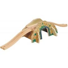 MAXIM 50448 Wiadukt górski do kolejki drewnianej