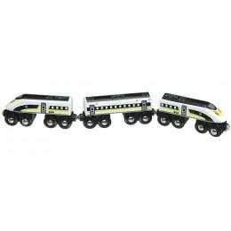 MAXIM 50473 Bullet Train - drewniany pociąg na magnesy