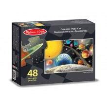 Melissa & Doug Puzzle Maxi Kosmos 48 elementów 10413