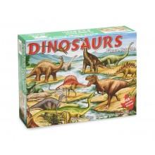 Melissa & Doug 10421 Puzzle Maxi Dinozaury 48 elementów