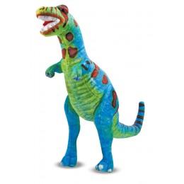 Melissa & Doug - Pluszowy dinozaur T-Rex - Maskotka 70cm 12149
