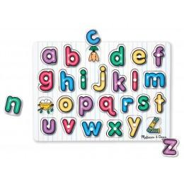 Melissa & Doug 13272 Układanka Puzzle Alfabet