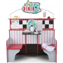 Melissa & Doug - Restauracja i kuchnia z wyposażeniem - Star Diner 13951