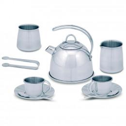 Melissa & Doug - Metalowy zestaw do parzenia herbaty - 14251