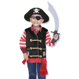 Melissa & Doug 14848 Kostium Strój Pirata