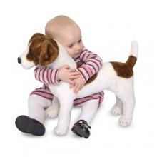 Melissa & Doug 14867 Pluszak Piesek Jack Russel Terrier