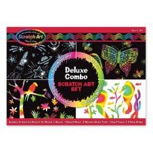 Melissa & Doug Zdrapki Holograficzne - Duży zestaw Deluxe 15981