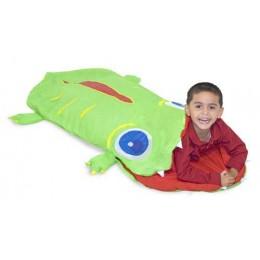 Melissa & Doug 16208 Śpiworek Aligator