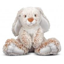 Melissa & Doug - Maskotka - Pluszowy króliczek 17674