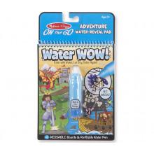 Melissa & Doug - Wodna kolorowanka Water Wow! - Przygody 19317