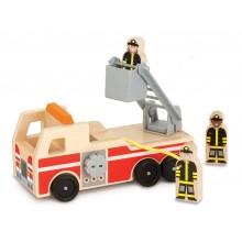 Melissa & Doug 19391 Straż Pożarna Pojazd