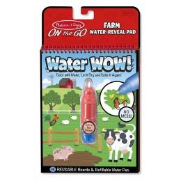 Melissa & Doug 19232 - Kolorowanka WaterWow! Farma