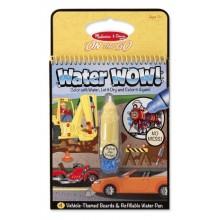 Melissa & Doug 15375 Malowanie Wodą Kolorowanka Pojazdy