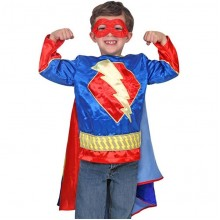 Melissa & Doug 14788 Kostium Strój Superbohatera Boy