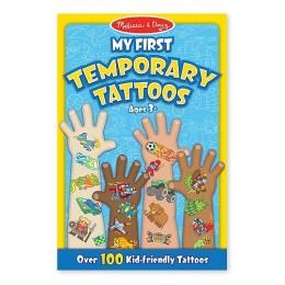 Melissa & Doug Zestaw 100 Tatuaży dla Chłopca 12947