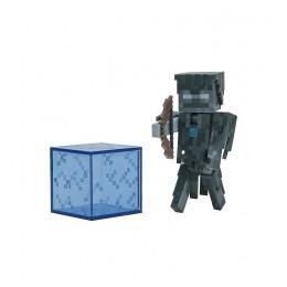 Minecraft - Zestaw figurek - Tułacz (Stray) z łukiem - 16494