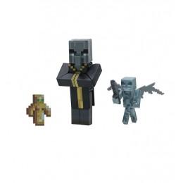 Minecraft - Zestaw figurek - Evoker Przywoływacz 16495