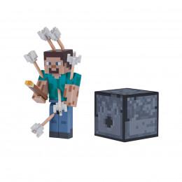 Minecraft - Steve ze strzałami - Figurka z dodatkami 19971