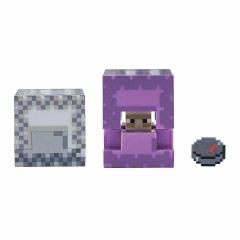 Minecraft - Shulker - Figurka z dodatkami 19973