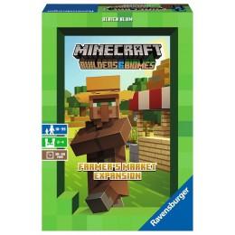 Ravensburger – Minecraft – Dodatek do gry Rynek Farmera 269907