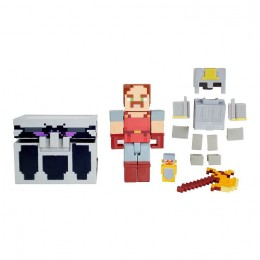 Minecraft Dungeons – Figurka Hala z akcesoriami – GTP25