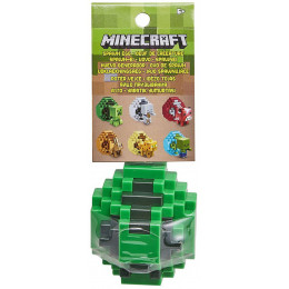 Minecraft - Spawn Egg - Jajko z figurką - Creeper FMC85
