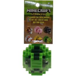 Minecraft - Spawn Egg - Jajko z figurką – Slime - FMC85