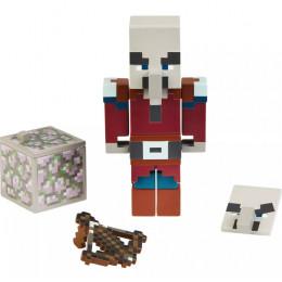 Minecraft – Pillager z kuszą - Figurka z dodatkami - GCC11 GCC25