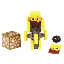 Minecraft – Blaze - Figurka z dodatkami - GCC11 GGP96