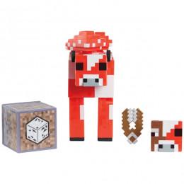 Minecraft - Mooshroom z akcesoriami - Mattel - GGP97