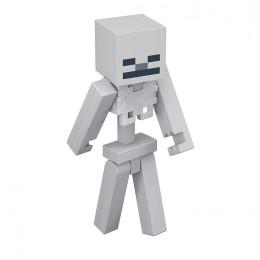 Minecraft – Duża ruchoma figurka – Szkielet – GGR03
