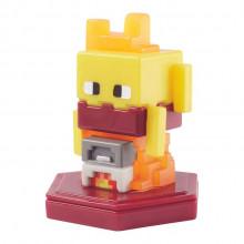 Minecraft GKT32 GKT34 Figurka przetapiający Płomyk